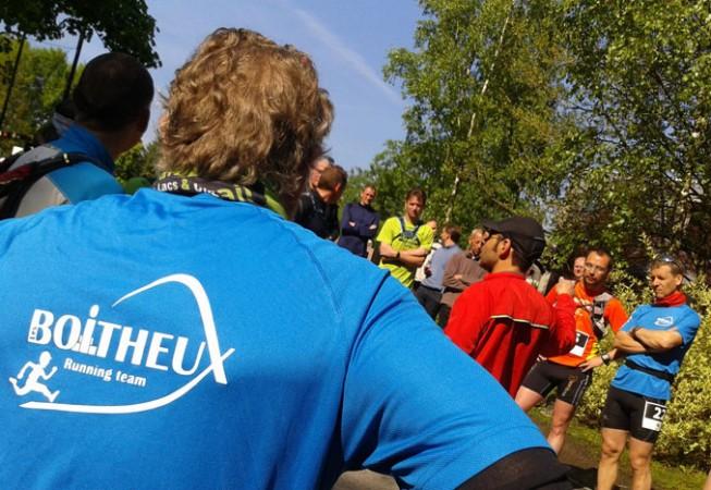 Les Boitheux au Trail de La Reid 2013